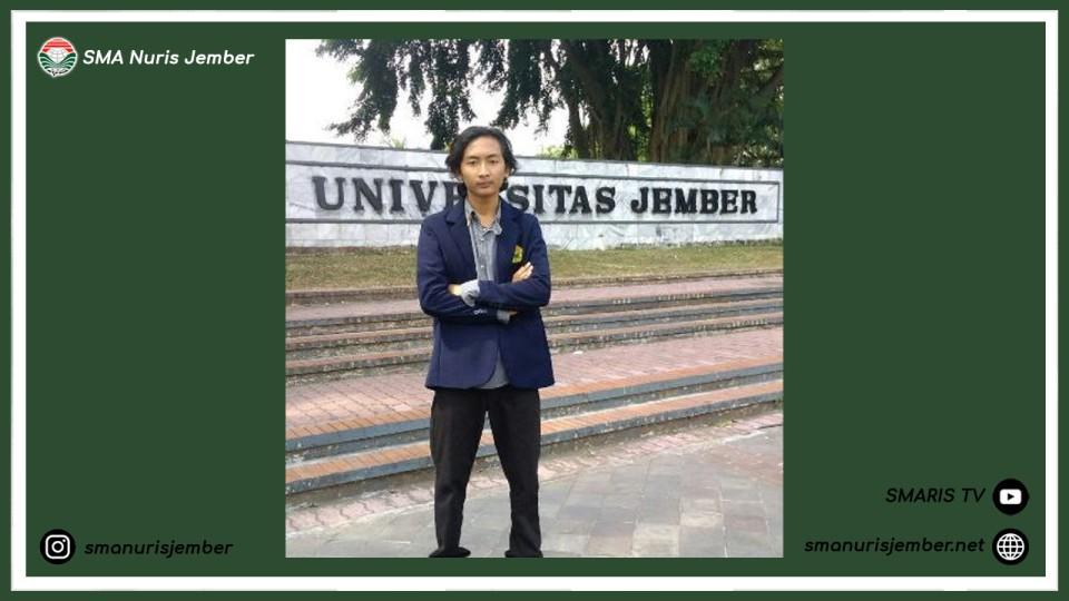 Kuliah di Jurusan HI, Alumni Nuris Ini Calon Diplomat Profesional