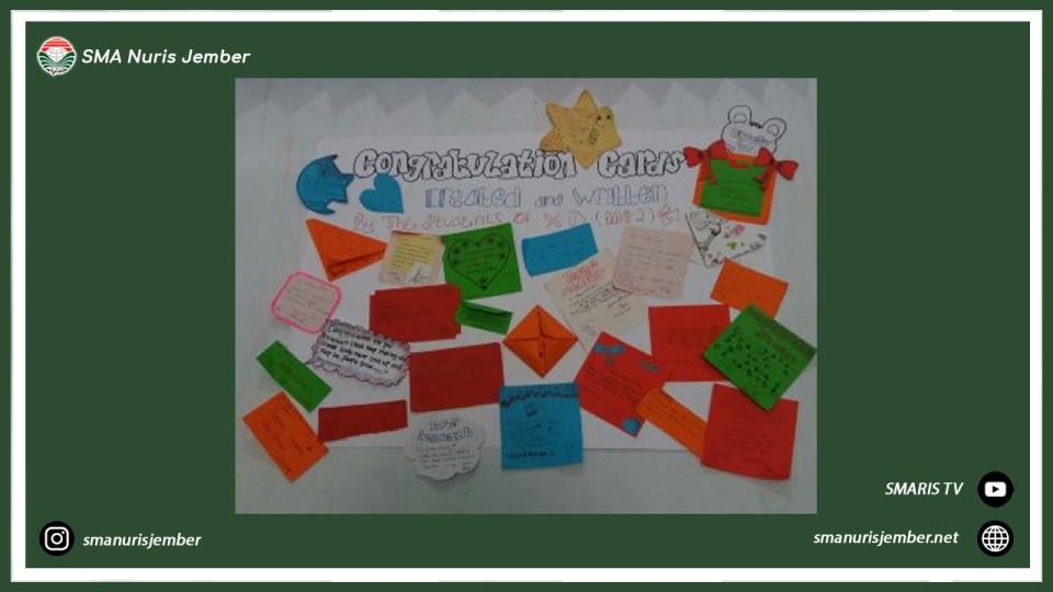 Congratulation Cards, Metode Pembelajaran Kreatif Guru Nuris