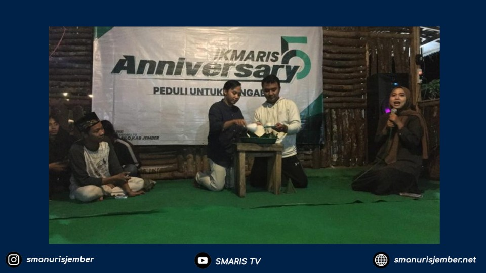 """Angkat Tema """"Peduli untuk Mengabdi"""" IKMARIS Adakan Anniversary Ke-5"""
