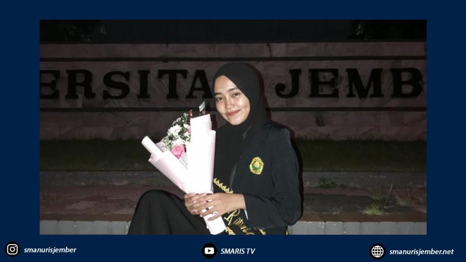 Selamat! Alumni Nuris Selesaikan Sidang Skripsi dan Raih Sarjana Sains