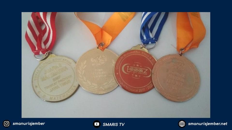 Raih 10 Medali di Ajang POSI Tingkat Provinsi, Siswa SMA Nuris Jember Super Kece!